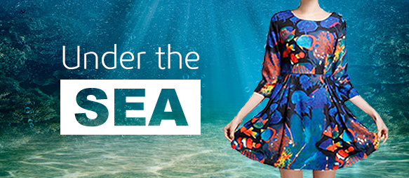Trend Under the sea