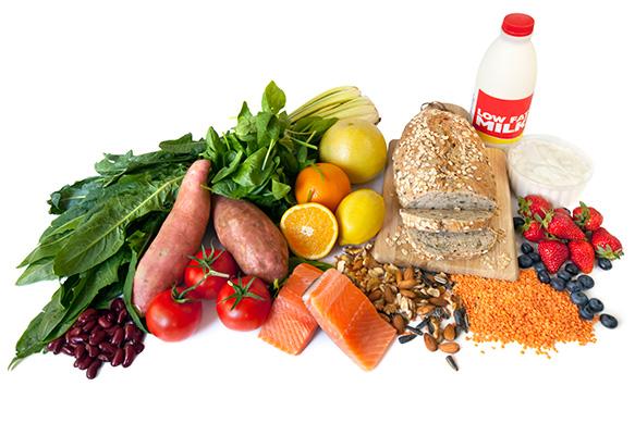 Alimentos que ajudam a manter uma pele saudável
