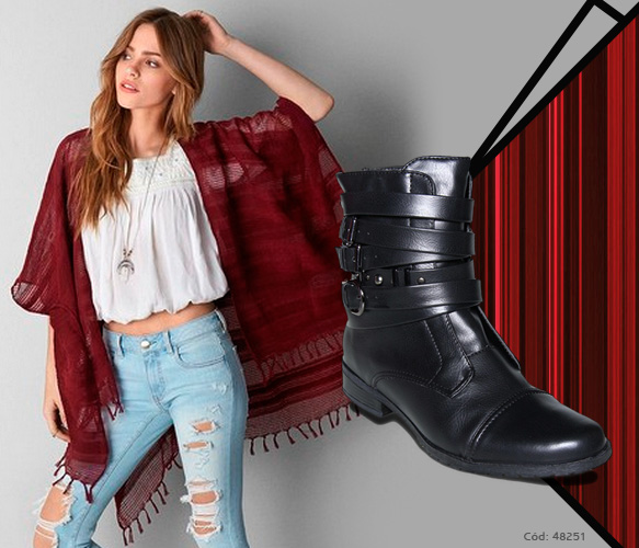 Poncho Style Outono-Inveno 2015