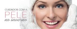 Cuidado da pele no inverno