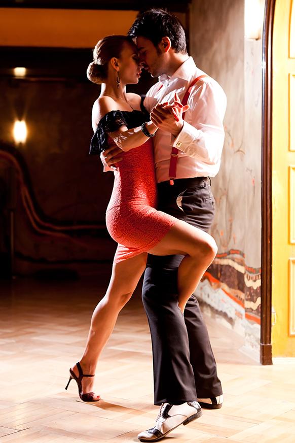Benefício da dança