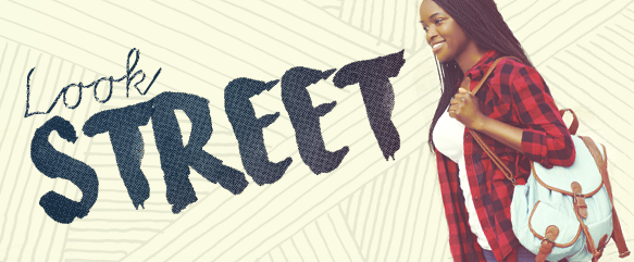 Look street para garotas